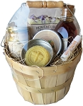 Honey and Hive Gift Basket - Small